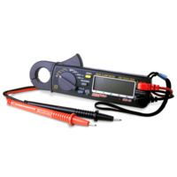 AUTOMETER DM-40 Digital Inductive Amp Probe and Multimeter