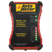 AUTOMETER MEMORY SAVER, SMART POWER SYSTEM