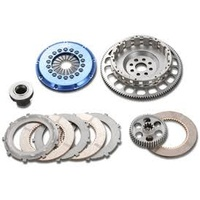OS Giken for BMW E46 M3 R3A triple-plate clutch