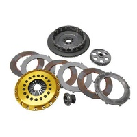 OS Giken for Mazda RX7 FC3S R3C triple-plate clutch