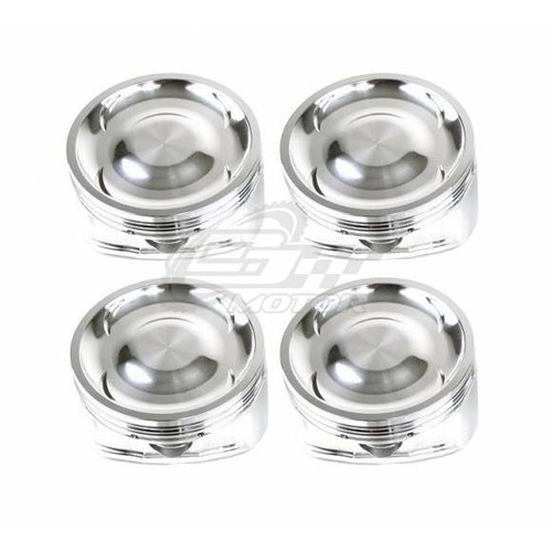CP PISTON SET FOR Acura B18A1/B1 3.189 (81.0mm) STD SC7005
